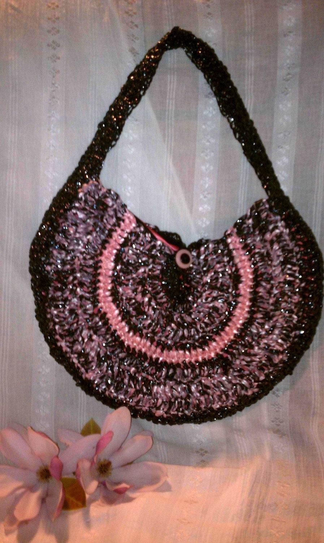 Ladybug Wristlet Purse Crochet Pattern