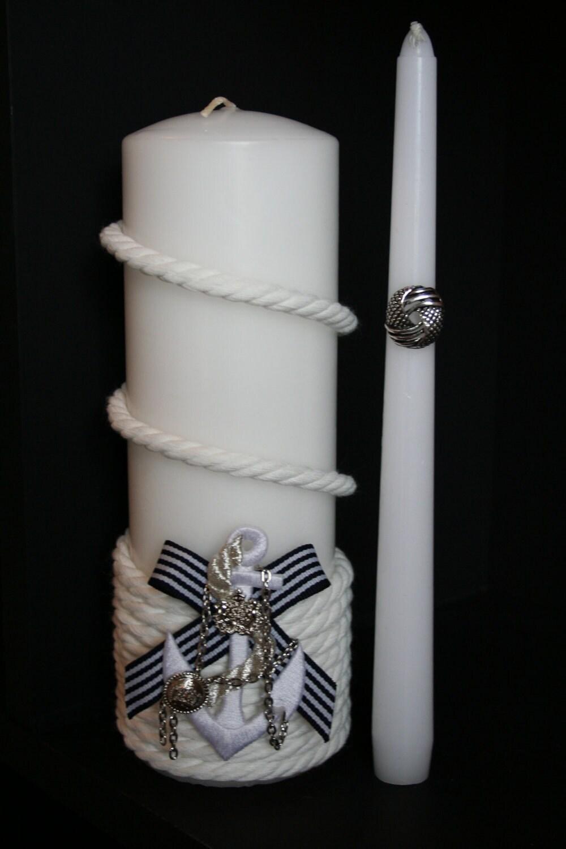 Единство Свеча Set - Морской Блаженство