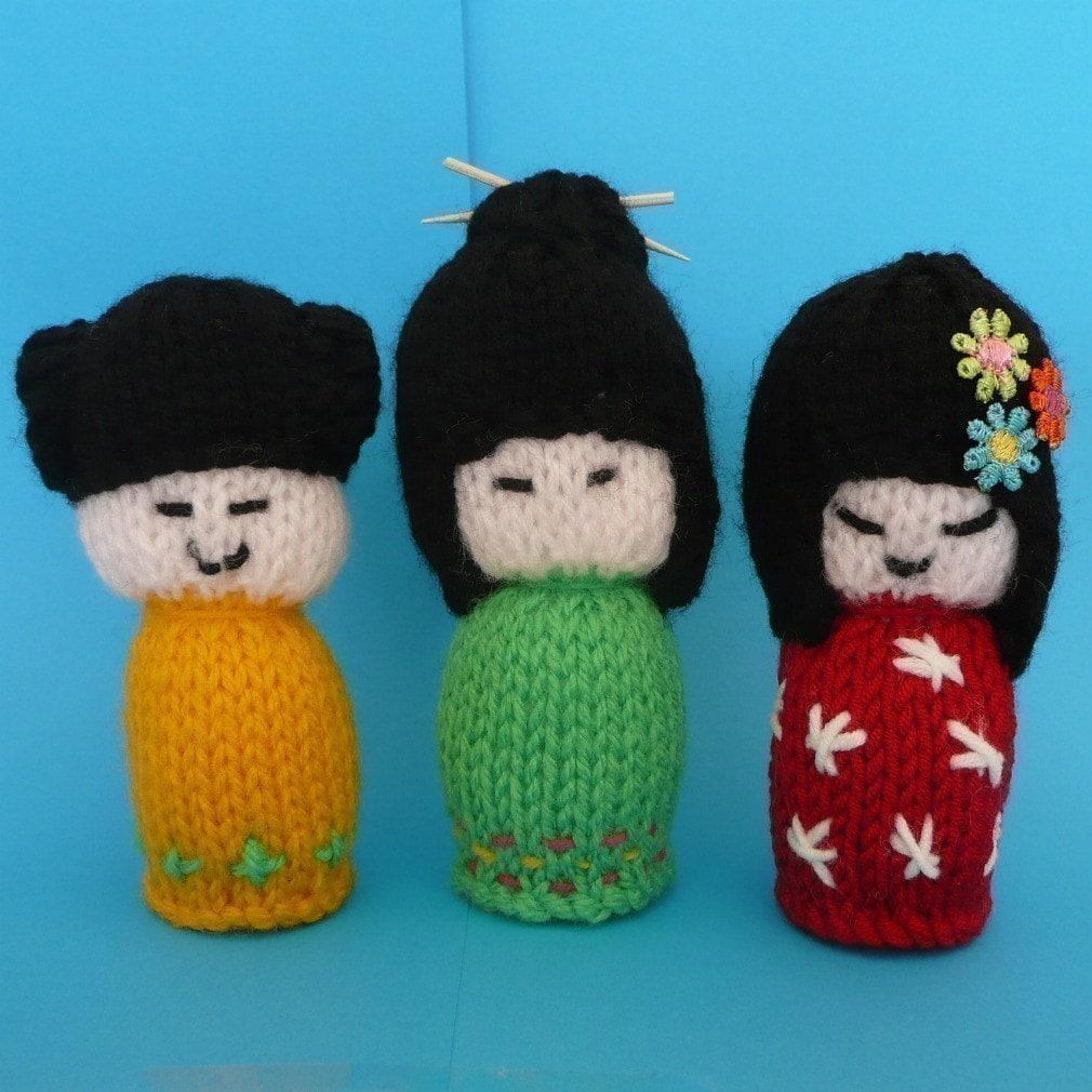 Japanese Lantern Scarf - free knitting pattern