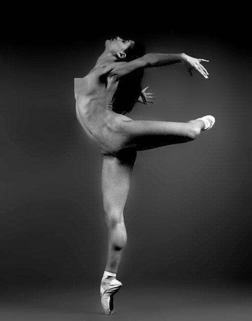 Эротик фото балерин