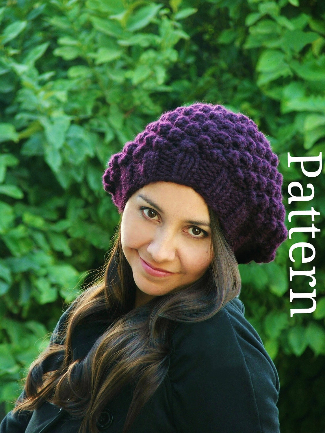 Double Knitting Bobble Hat Pattern Free : KNITTING PATTERNS FOR BOBBLE HATS 1000 Free Patterns
