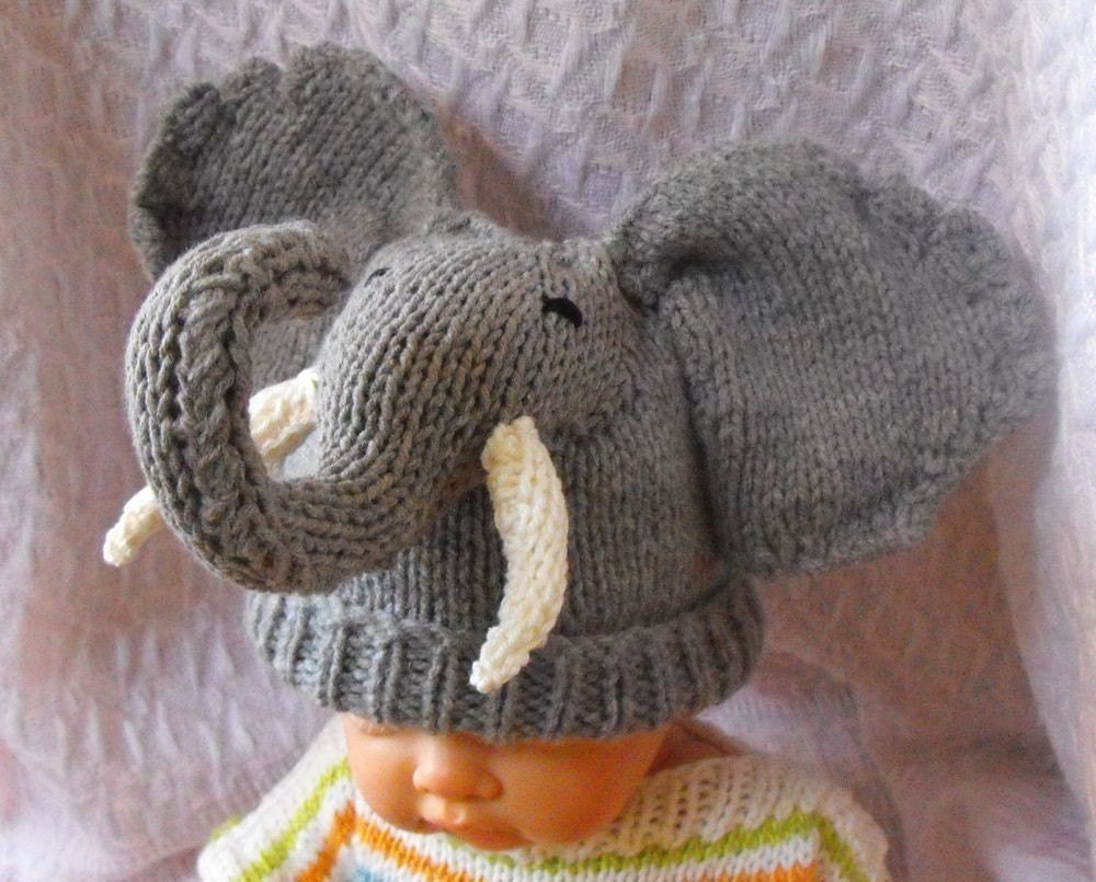 Free Knit & Crochet Baby Pattern - free on-line knitting patterns