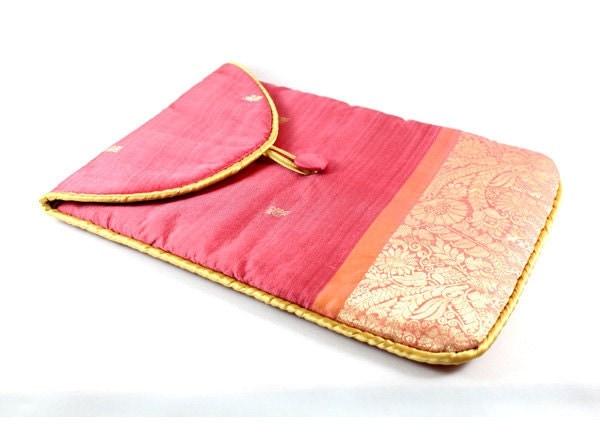 Pink iPad Case - mayabyasha