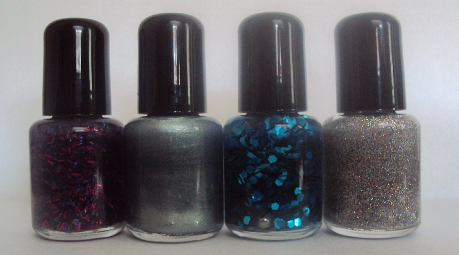 Leftovers  - 4 Polishes - 5ml Minis - Set 3