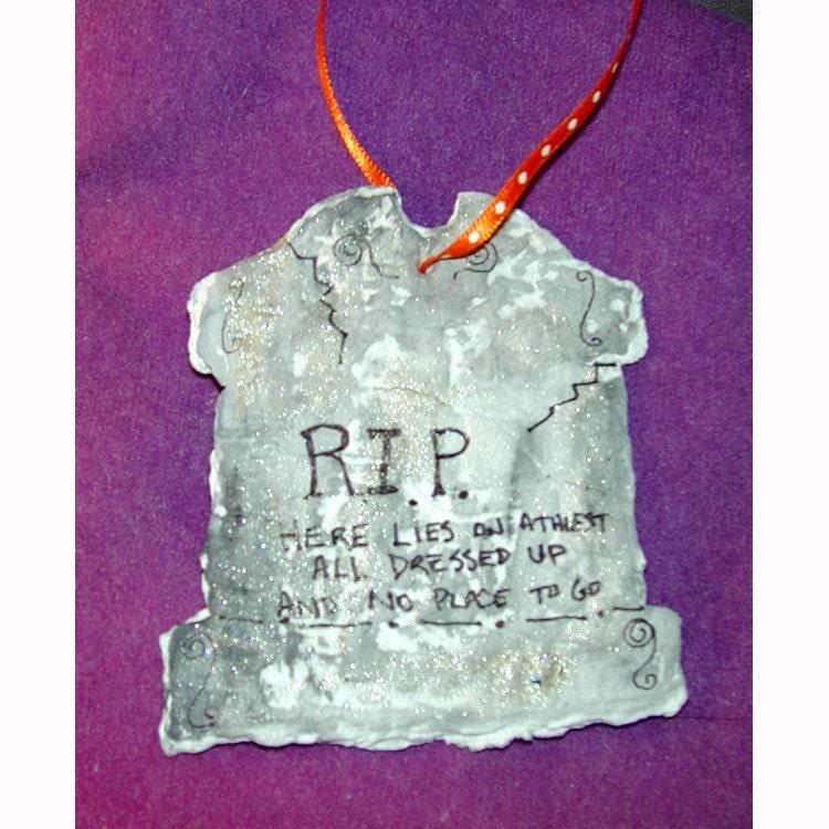 Funny Halloween Gravestone Sayings