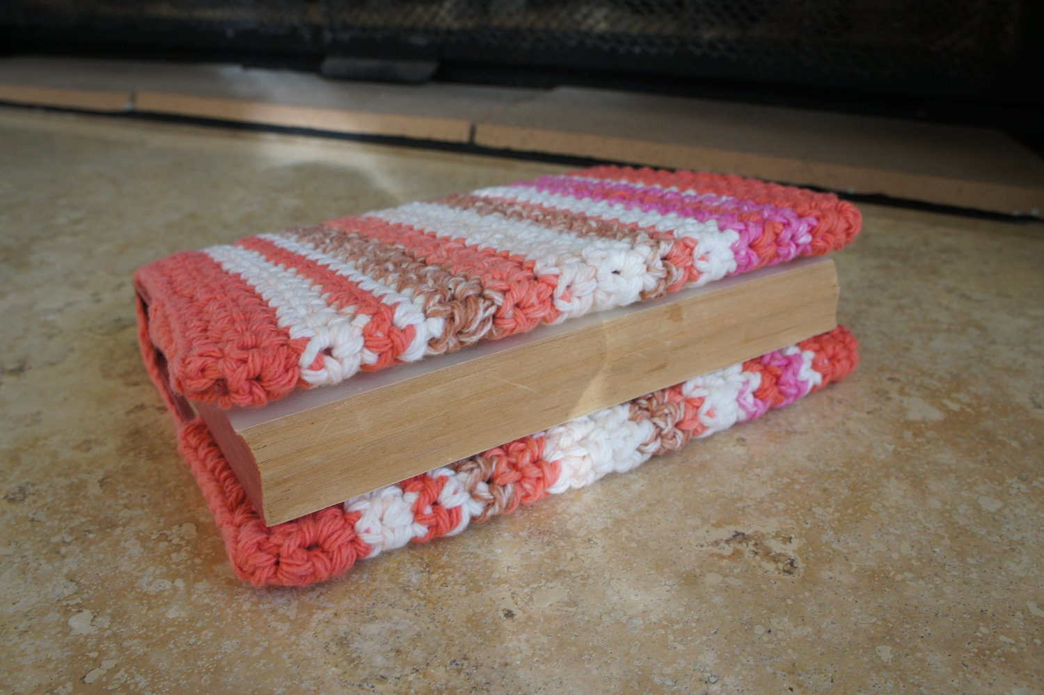 Easy Crochet Bible Cover Pattern : Crochet Bible Cover ? Crochet Club