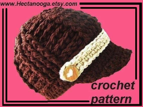 CROCHET RIBBED HAT PATTENRS ? Only New Crochet Patterns