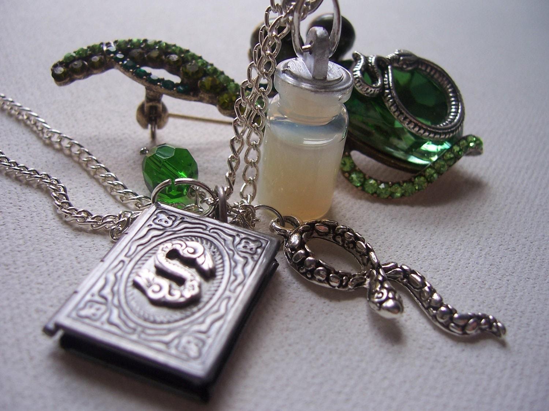 Horcrux Charm Bracelet Harry Potter Horcrux Charm