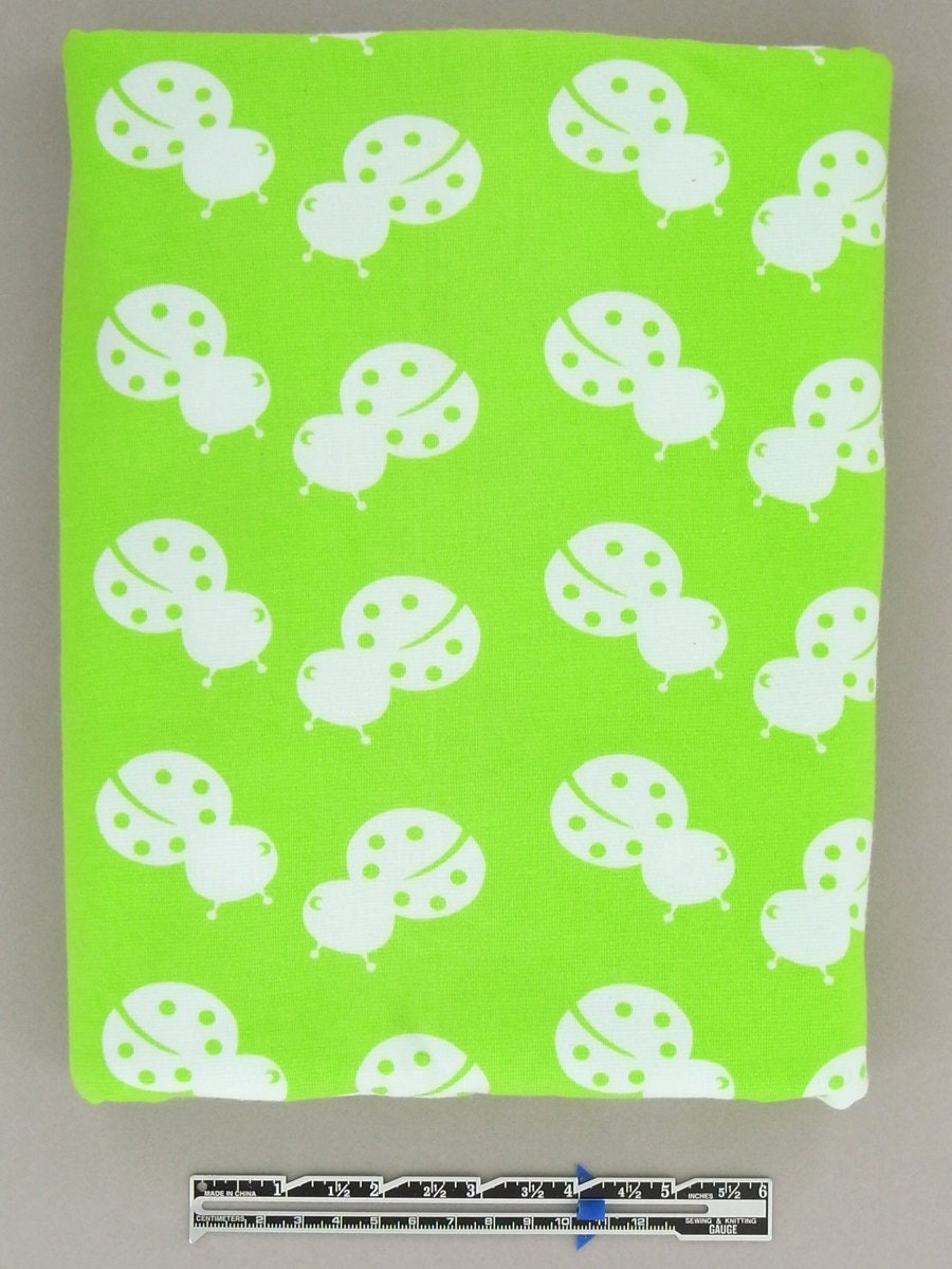 COCCINELLA cotton lycra single jersey, LIME, 1 meter