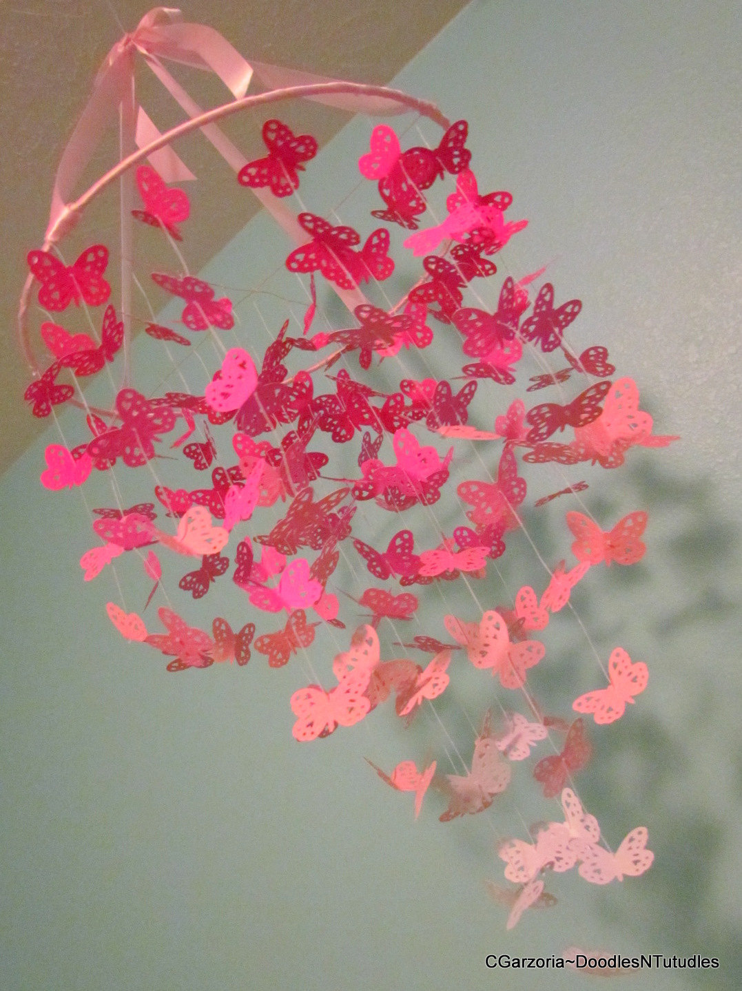 BUTTERFLY CHANDELIERS – Childrens Chandeliers