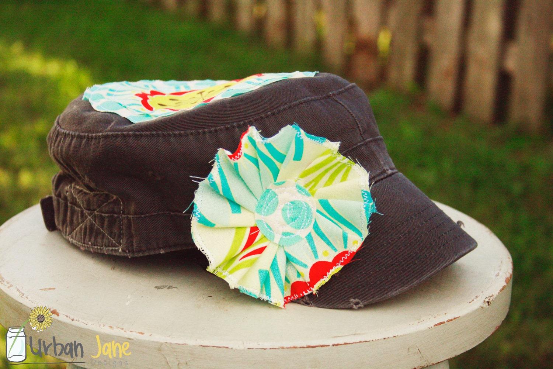 Urban Jane - Military Hat