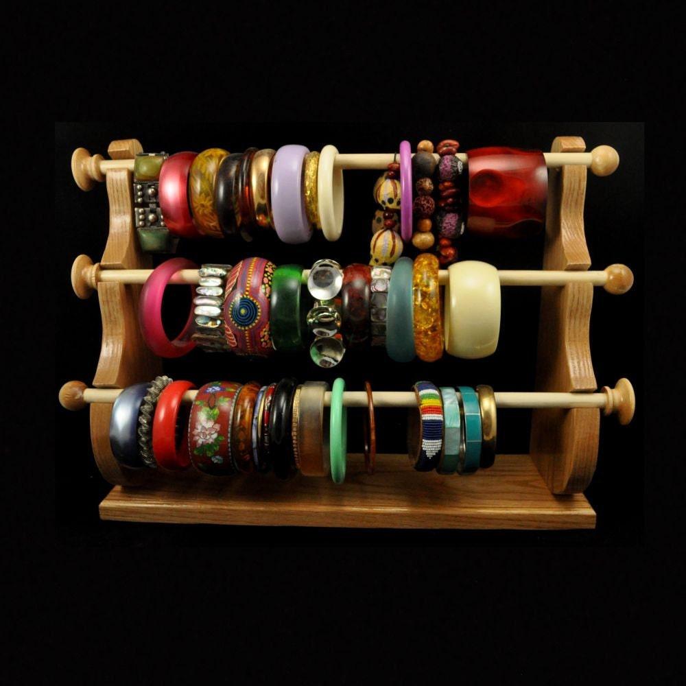 standing bracelet holder organizer storage by