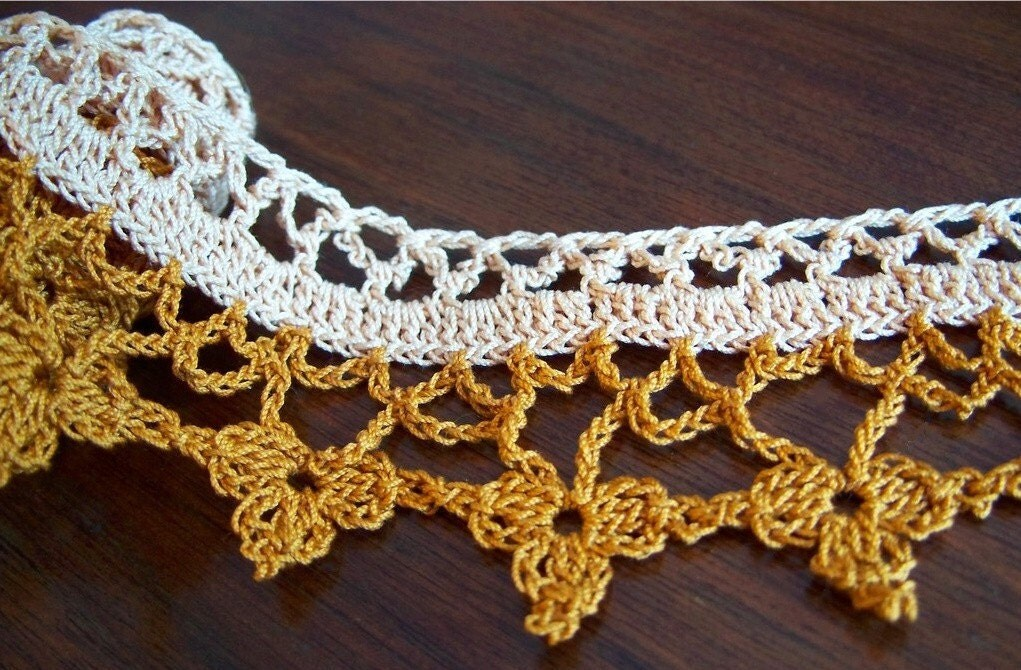 Crochet Lace Pattern For Edging : crochet lace edging patterns image search results