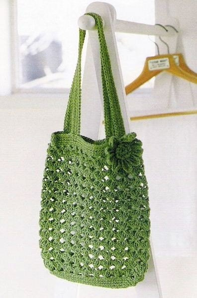 Japanese Crochet Bag : JAPANESE CROCHET BAG Crochet For Beginners