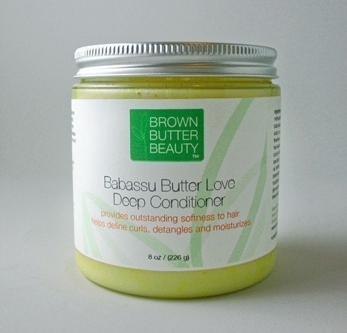 Babassu Cream Deep Conditioner - 8 ounces