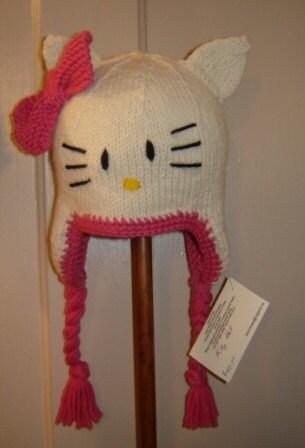 Hello Kitty Baby Hat Knitting Pattern : BABY BOY HAT KNITTED PATTERN - Free Patterns