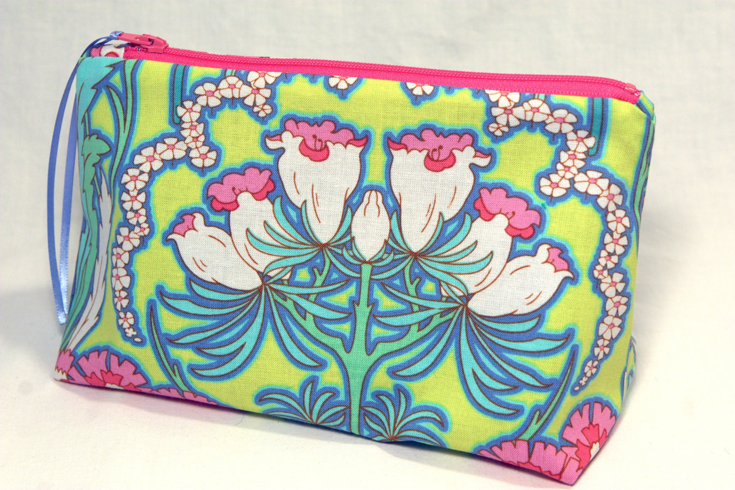Zippered Pouch, Makeup Bag, or Pencil Case