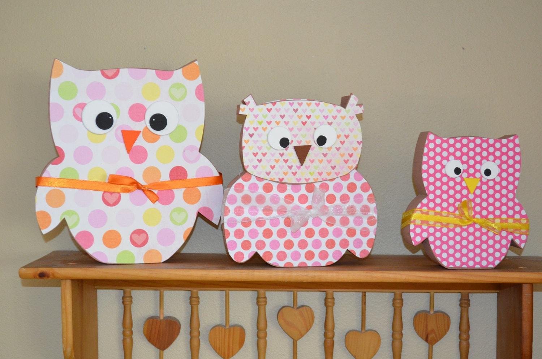 owl nursery decor photograph owls owl trio nursery h