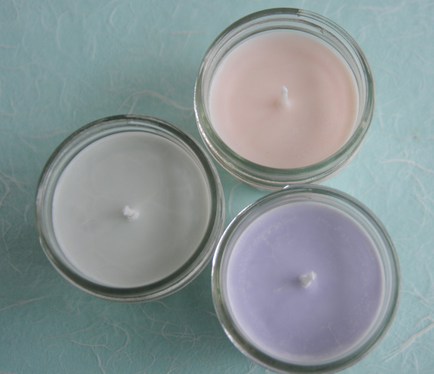 SPRING RAIN-Sale-Handmade Natural Soy Candle (4 oz.) Seasonal-Spring/Summer