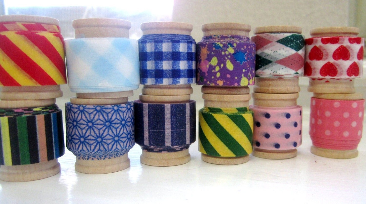 Japanese Washi Tape Full Sampler Pack