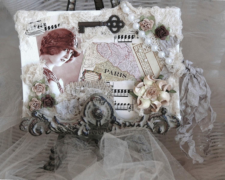 потертый шик, потертый шик декора, домашнего декора, французский