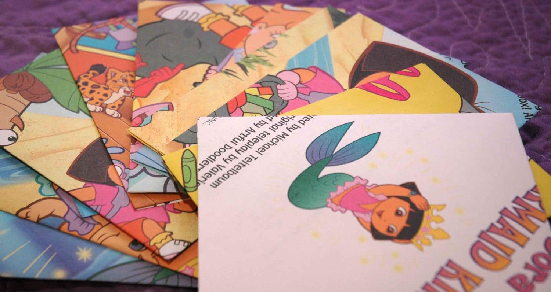 Dora the Explorer Mermaid Kingdom