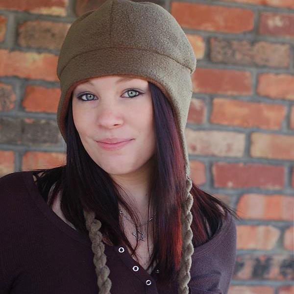 Norwegian Star Earflap Hat