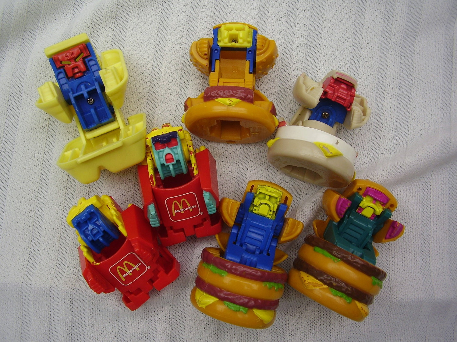 Happy Meal Toys : Upcoming transformers prime mcdonalds happy meal toys