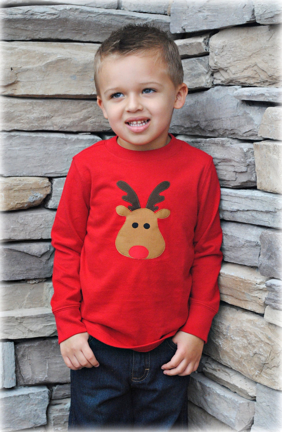 Spread the cheer with toddler boy Christmas clothes at Carter's. Shop now for the cutest toddler boy holiday clothes & enjoy free shipping.