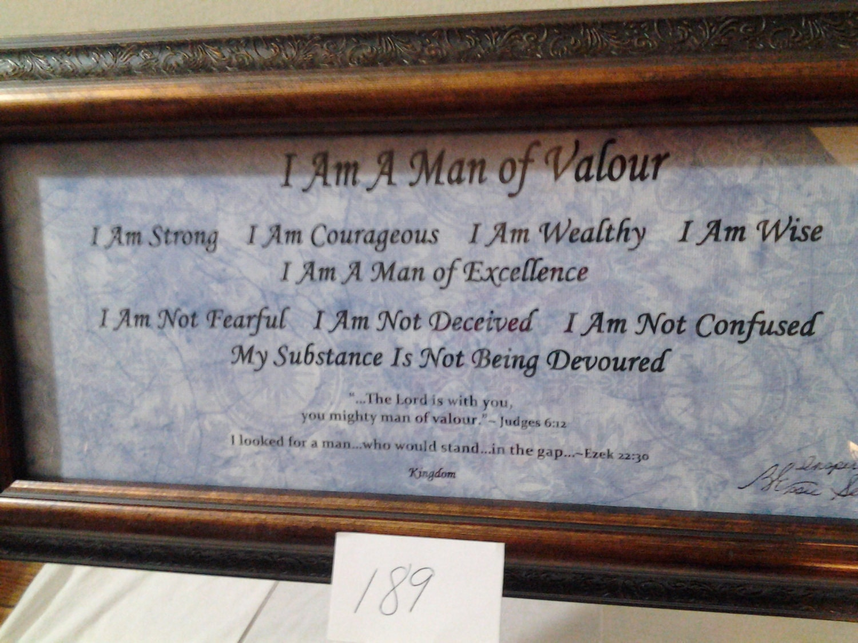 Man of Valour