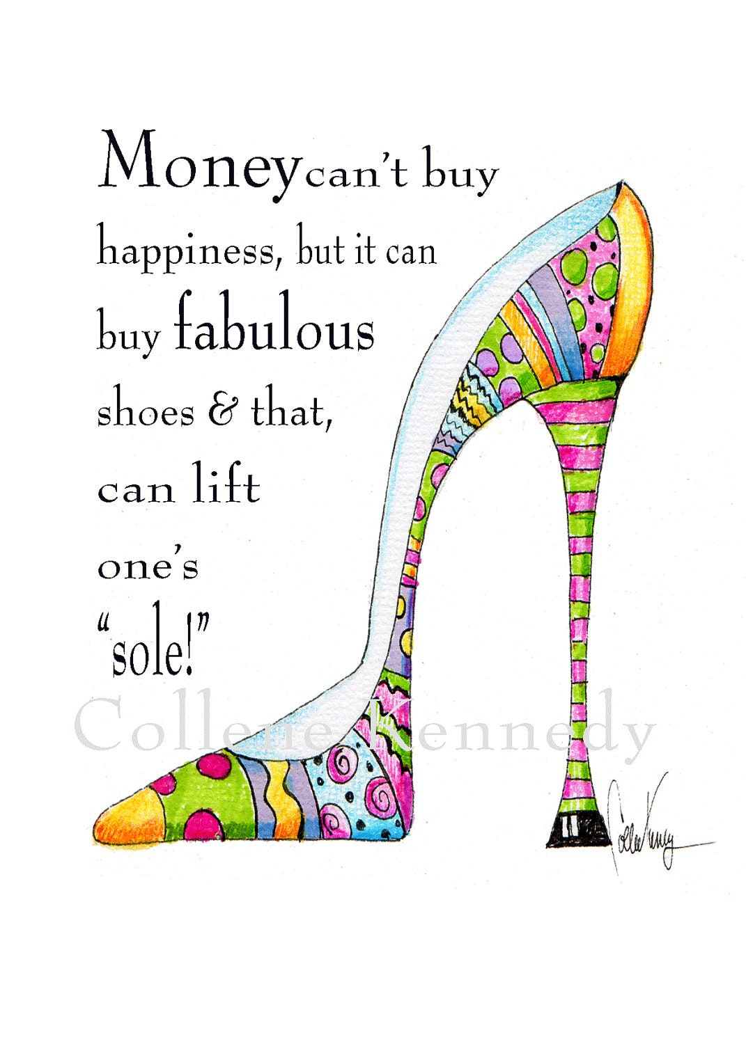 High Heels Quotes