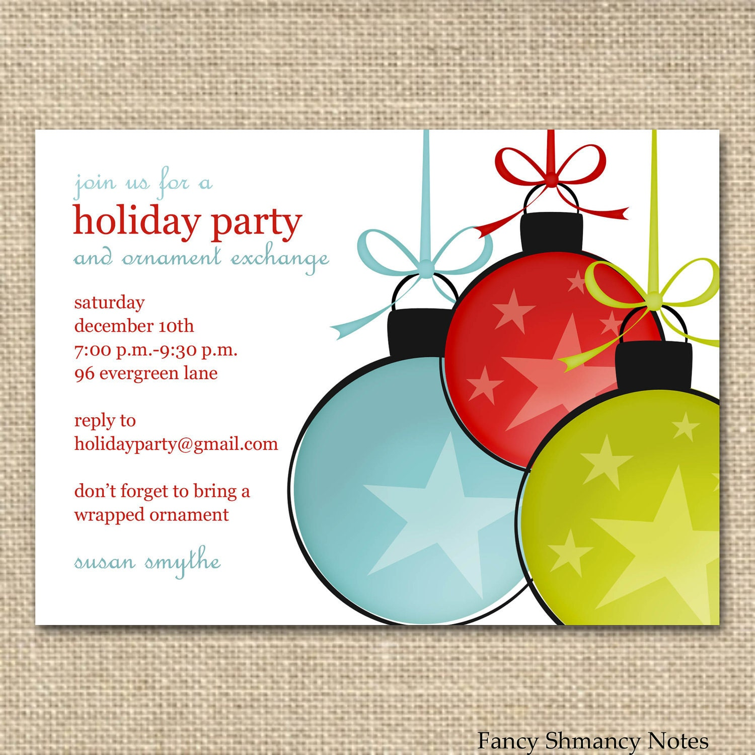 Office Party Invitation Templates Holiday Office Party Invitation – Office Christmas Party Invitation Template