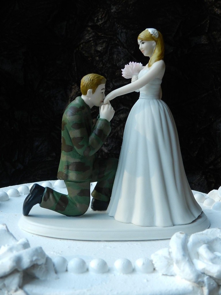 Air Force Groom Cake Topper