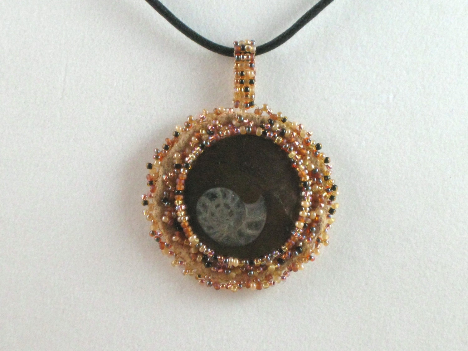 Ammonite ON SALE - WildwoodBeadworks