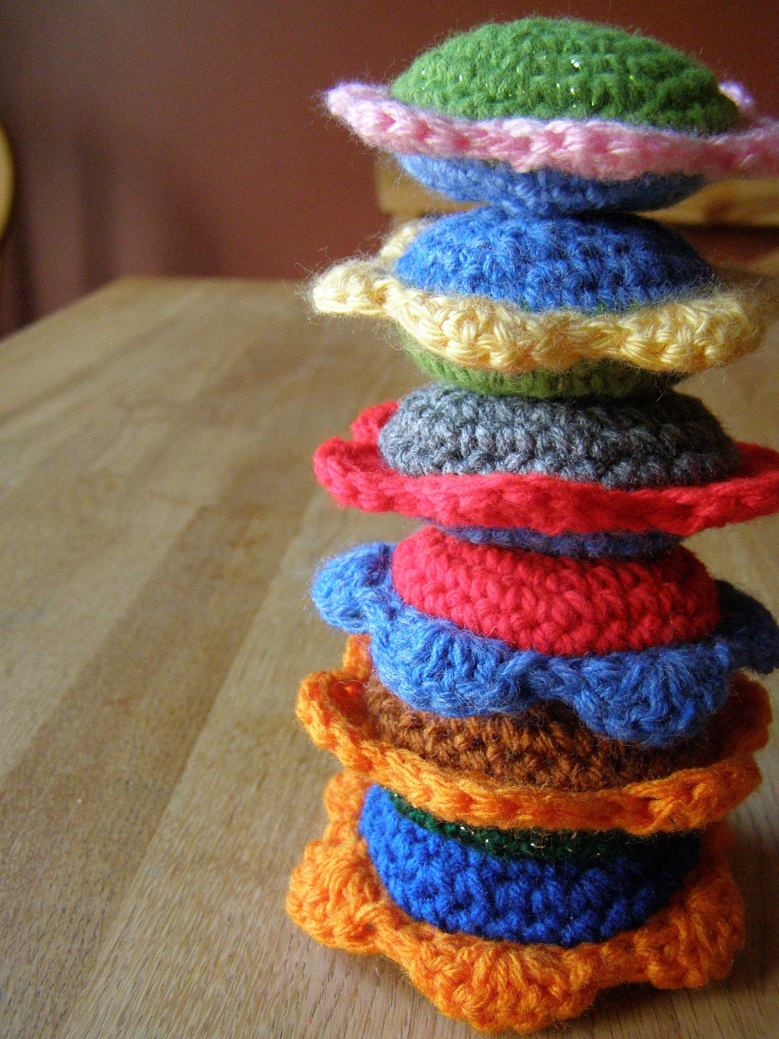 how to make stuff out of wool