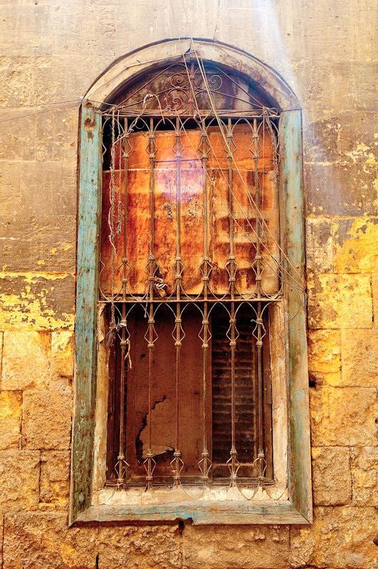 Egyptian Yellow, Photograph, Cairo, Egypt, Fine Art Photography, 11x14 - StephanieLisaPhotos