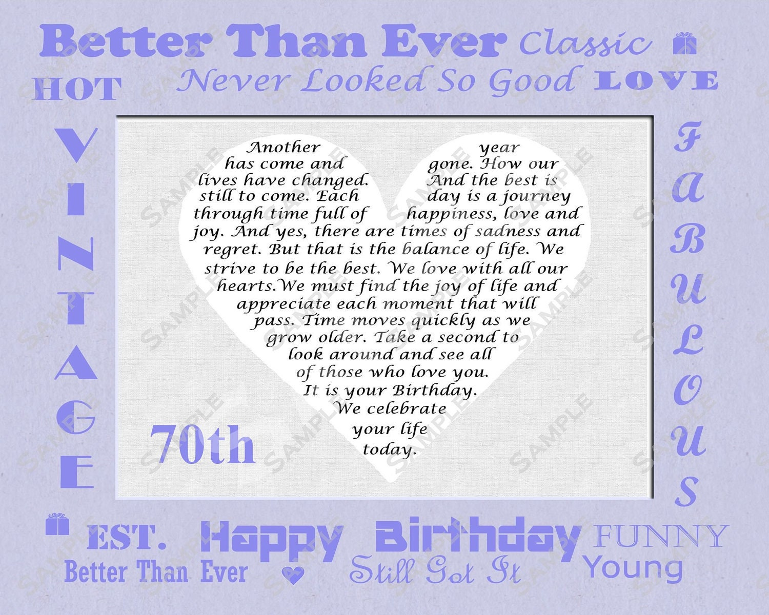 my 70th birthday speech Free examples of speeches to say on birthday's hi,i want a speech on my birthday but i do not know what to begin with or what to say could you please help me out.