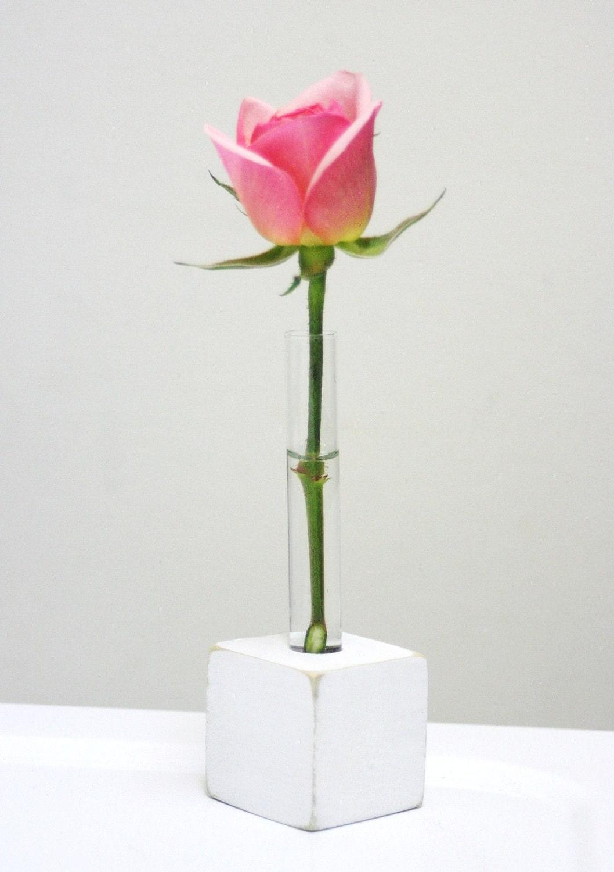 SINGLE FLOWER IN A VASE Vases Sale