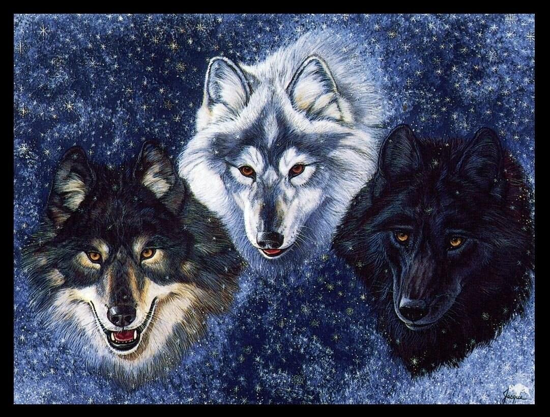 spirit animals wallpaper wolf - photo #10