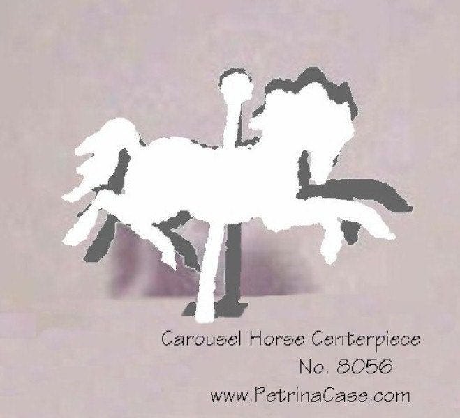 Carousel Horse Quilt Pattern - Quilt Patterns Free Quilt Patterns