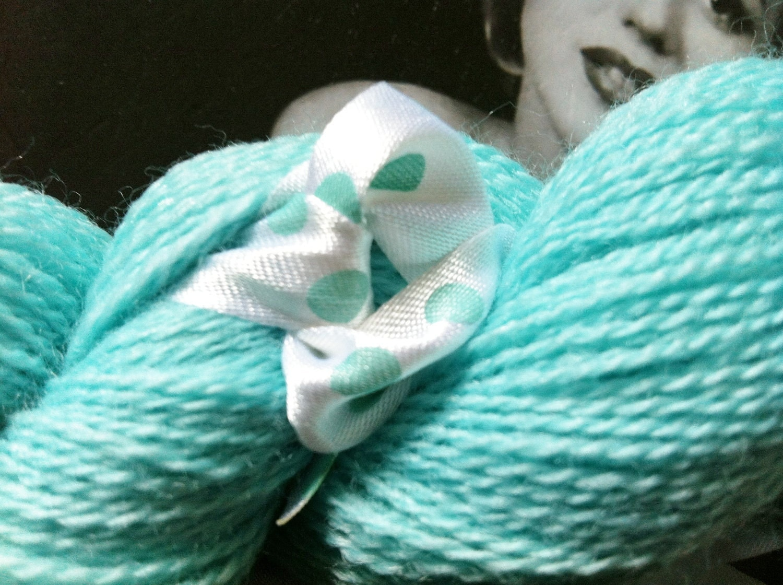 Laceweight Yarn -416 Yards BLUE SPRINGS BOWL