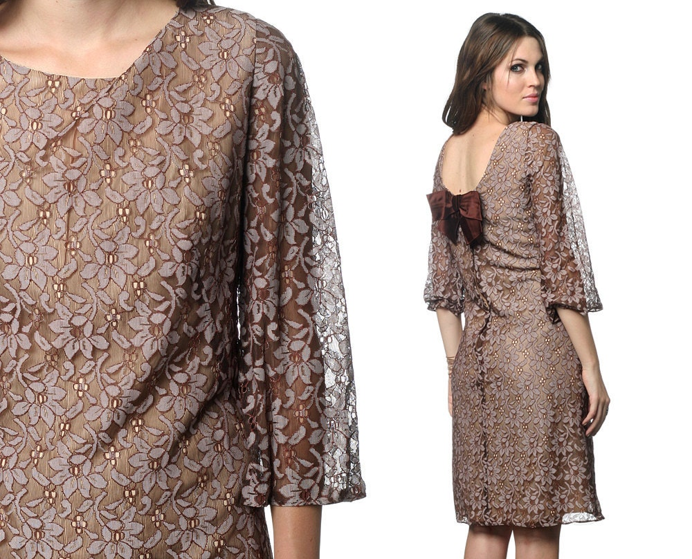 Brown Party Dresses