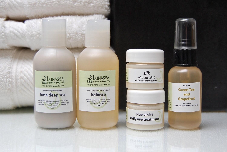 pore refining travel kit