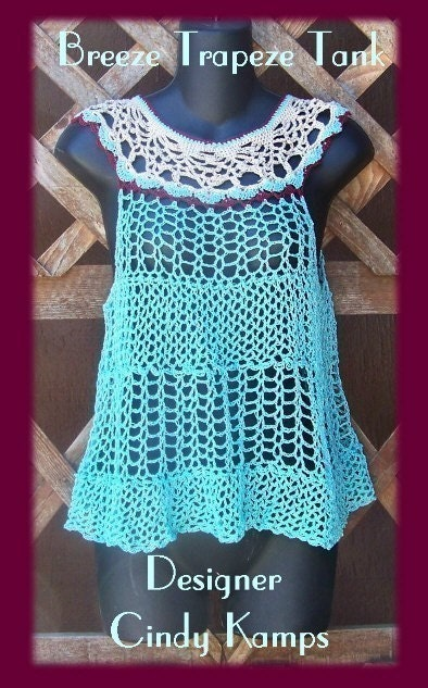 Beginner Crochet Top Patterns Free : PATTERN FOR CROCHET TOP ? Crochet For Beginners