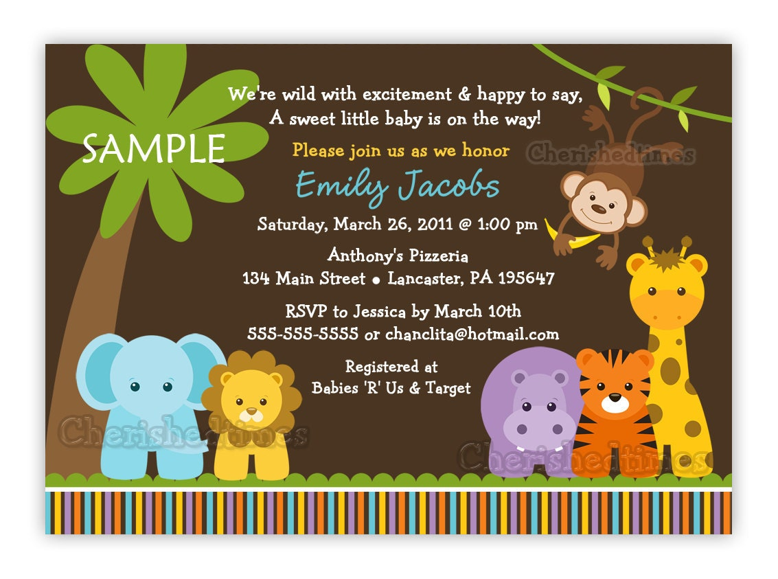 Baby Shower Invitations Pinterest could be nice ideas for your invitation template