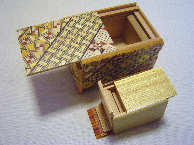 Коробочки с секретами своими руками 495
