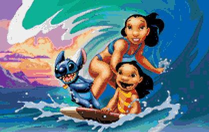 lilo and stitch cross stitch pattern Torrent Download - TorrentR.eu