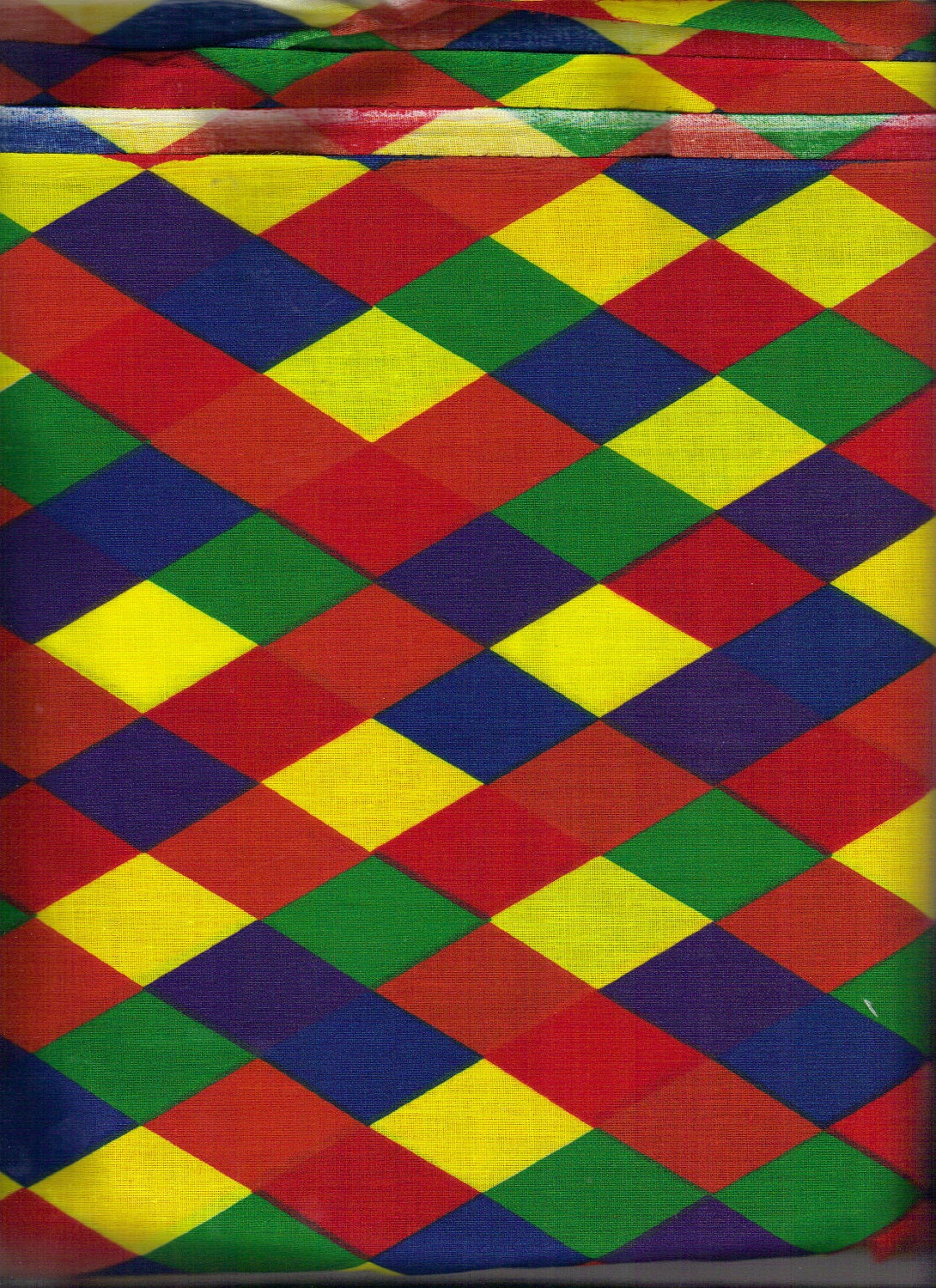 Primary Color Fabric