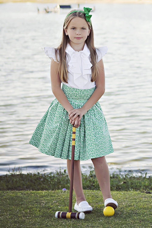 beautiful handmade skirt from @etsy, The Elisa Skirt by Alexandria Olivia