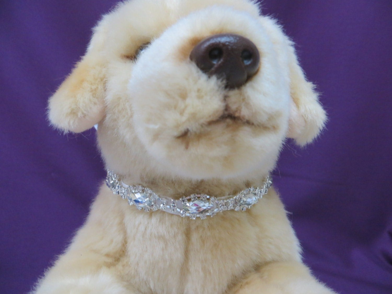 Pet Jewelry, Dog Necklace, Pet Necklace, Dog Collar, Pet Collar, Rhinestone Collar, Pet Costume, Dog Costume